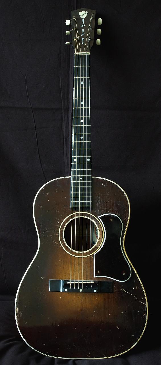 Martin Coletti G40 guitar