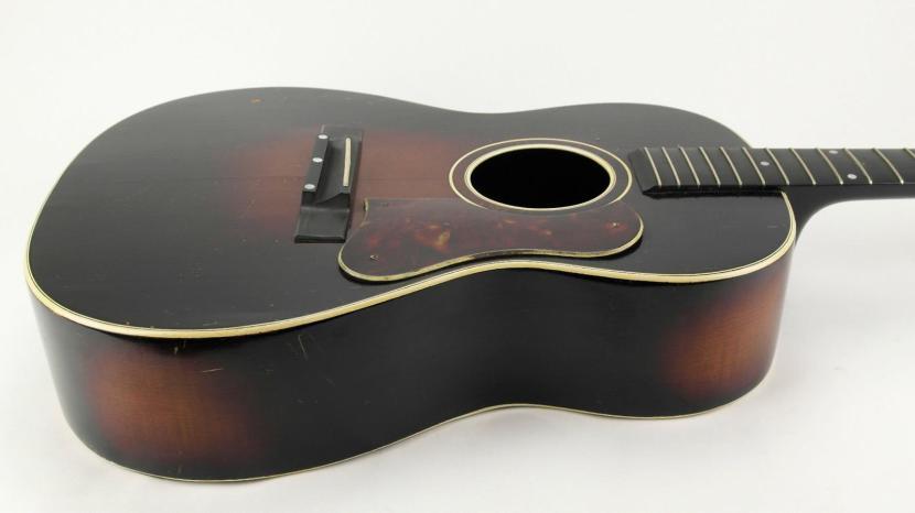 martin coletti g40 guitar rib/side